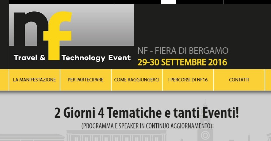Travel & Technology event